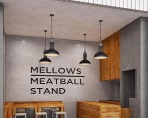 MELLOWS MEATBALL STAND