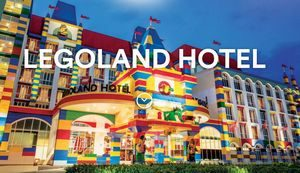 レゴホテルマレーシア