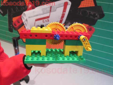 レゴランドジャパンレゴ・クリエイティブ・ワークショップ