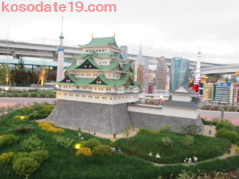Miniland(ミニランド)城