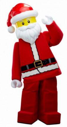 レゴランドサンタクロースクリスマス限定ショー