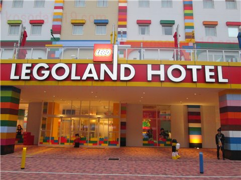 レゴホテル名古屋ついにオープン!予約方法や宿泊,レストランの料金など画像付きで紹介!プールもあるの?レゴランド名古屋
