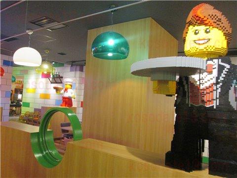 レゴホテルレゴランドレストランフィグ