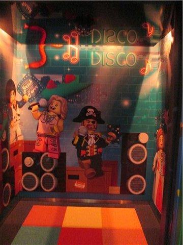 レゴホテルエレベーター2