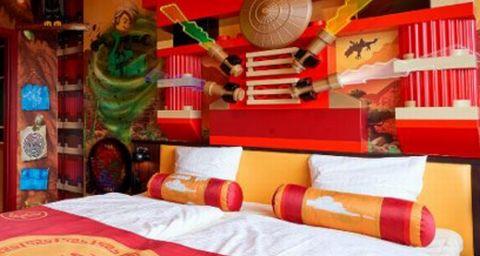 レゴホテル客室レゴニンジャゴー
