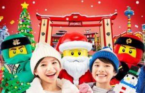 2019レゴランドクリスマス