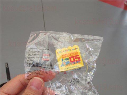 【レゴの日1】限定ブロックもらえる!