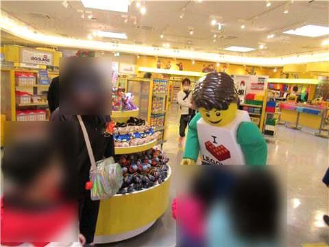 【レゴの日3】ビッグショップタイムセール店内