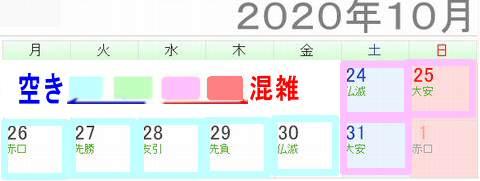 なばなの里イルミネーション混雑予想【2020年10月】