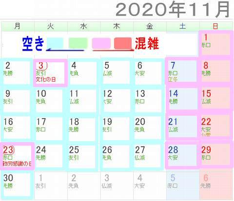 なばなの里イルミネーション混雑予想【2020年11月】