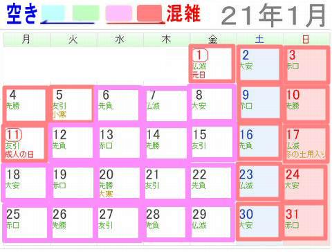 なばなの里イルミネーション混雑予想【2021年1月】